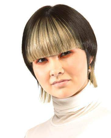 image مدل های درست کردن مو و رنگ مو علت مهم ریزش مو