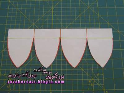 image آموزش تصویری درست کردن بال طوطی برای بچه ها در مهمانی ها