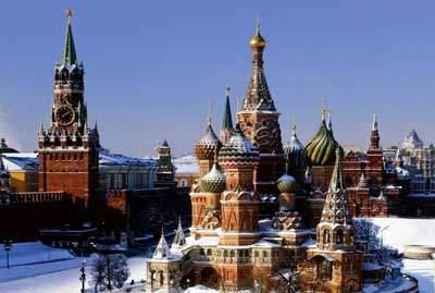 image گزارش تصویری از مکان های دیدنی کشور روسیه