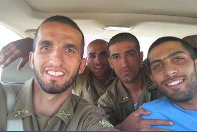image عکس فوتبالیست های معروف در هنگام خدمت مقدس سربازی