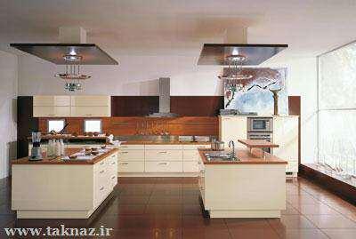 عکس, مدل های جدید کابینت آشپزخانه 2013