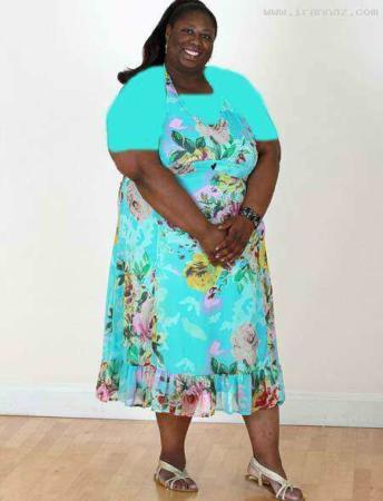 image, عکس سنگین وزن ترین زن در جهان