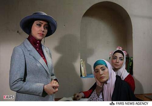 image عکس های دیدنی از سریال کلاه پهلوی به همراه خلاصه سریال