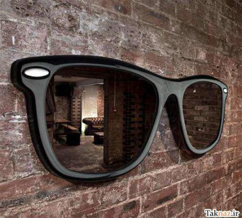 image, یک مدل جدید و شیک برای آینه دیواری