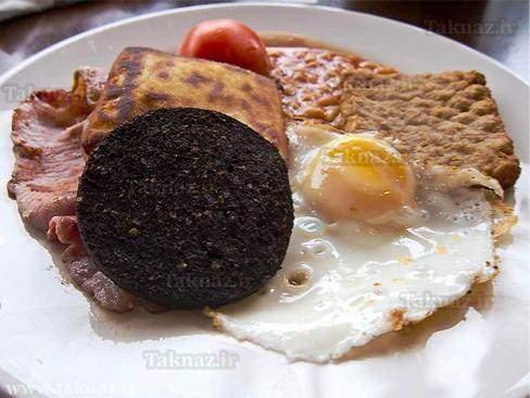 image لیست تصویری صبحانه های پنجاه کشور در جهان همراه با توضیحات