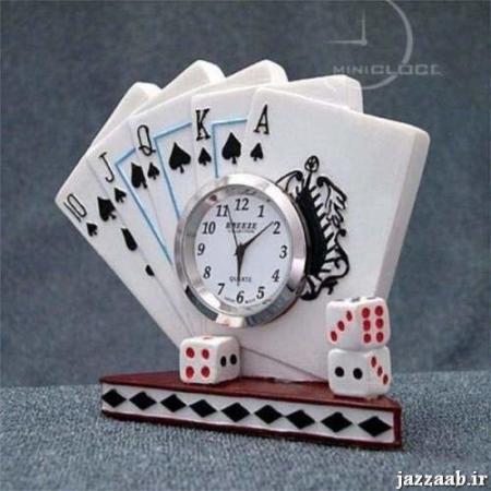 image جدیدترین مدل های دیدنی ساعت رومیزی