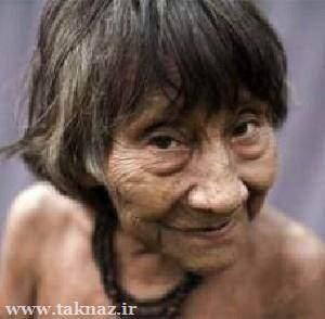 image عکس قبیله در حال انقراض آوا در کشور برزیل