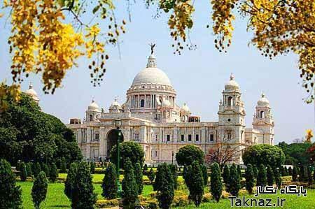 image گزارش تصویری دیدنی از کلکته جادویی ترین شهر هند