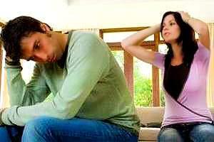 image چه چیزی رابطه بین زن و شوهر را خراب میکند
