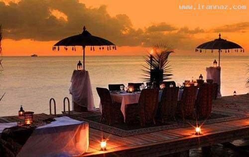 image گزارش تصویری از جزایر شخصی دیوید کاپرفیلد شعبده باز معروف