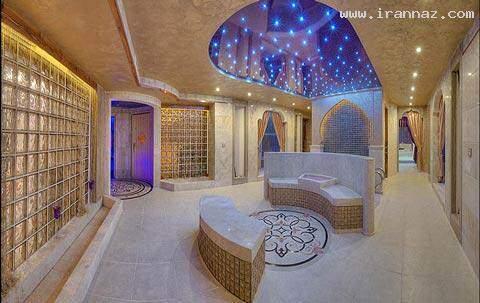 image گزارش تصویری از شیک ترین هتل در ایران