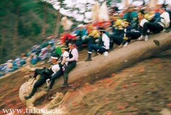 image آئین ستون های غرورانگیز خطرناک در ژاپن