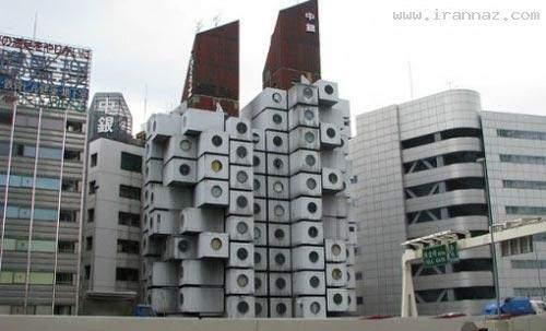 image تصاویری از ساختمان های عجیب و غریب در دنیا