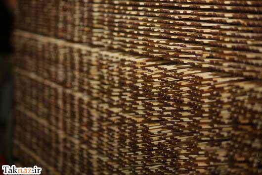 image عکس های جالب کارخانه کبیریت سازی و نحوه ساخت کبریت