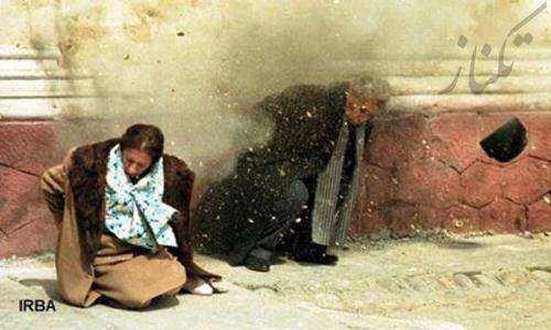 image لحظه تاریخی و عکس دیدنی از اعدام دیکتاتور رومانی به همراه همسرش
