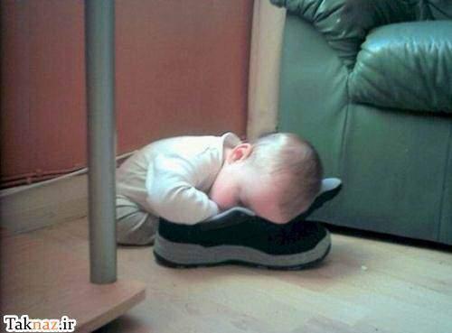 image تجربه زیبای خوابیدن در سخت ترین شرایط تصویری