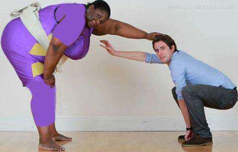 عکس, عکس سنگین وزن ترین زن در جهان