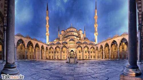 image, ایده های زیبای معماری از نقاط دیدنی دینا