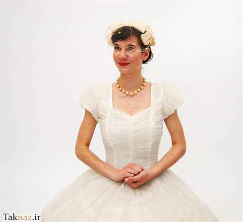 image لباس عروس در زمان قدیم چه شکلی بوده است