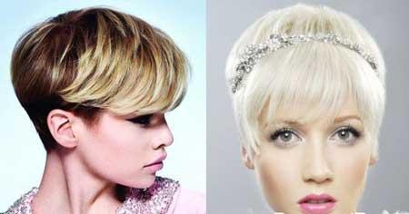 image مدل های موی کوتاه برای خانم ها