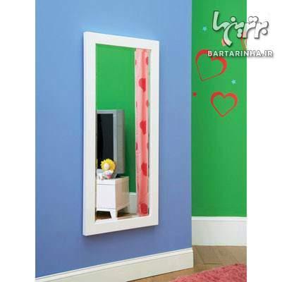 image بهترین جائی که می شود آینه دیواری را نصب کرد کجاست