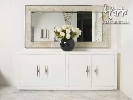 image, بهترین جائی که می شود آینه دیواری را نصب کرد کجاست