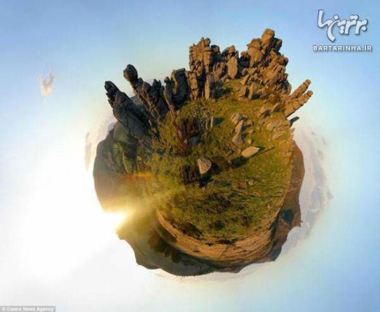 image تصاویر بی نظیر سه بعدی از جهان
