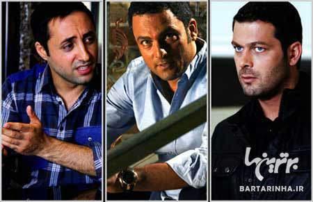 image لیست تصویری هنرپیشه های جدید سریال قلب یخی
