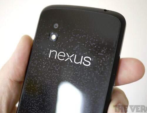 image, همه چیز درباره گوشی جدید نکسوس ۴ همراه با عکس