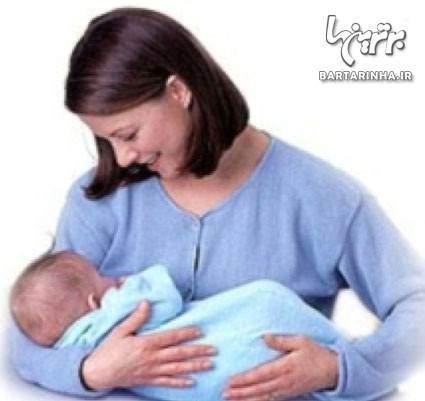 image توصیه های علمی و جدید برای شیردهی بهتر به نوزاد