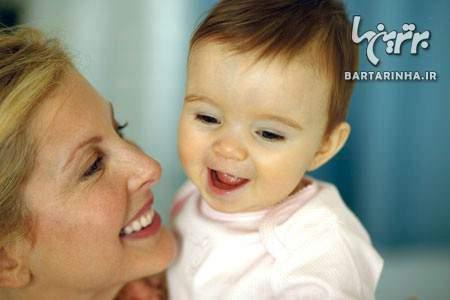 image چگونگی حرف زدن با نوزاد از نظر روانشناسی