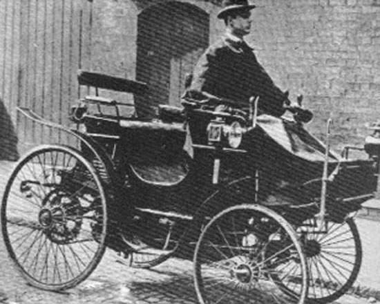 image فهرست تصویری از اولین ماشین های ساخته شده در دنیا