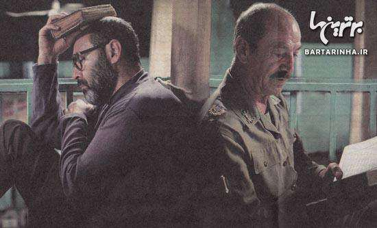 image عکس فریبرز عرب نیا در فیلم سینمایی دکتر چمران