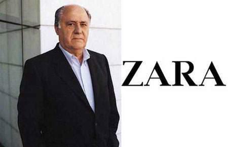 image همه چیز درباره شرکت ZARA سومین فروشگاه زنجیره ای کفش لباس جهان