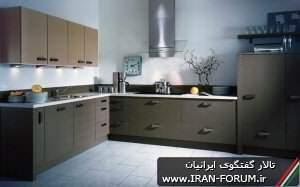 image کابینت های امروزی و زیبا برای آشپزخانه شما
