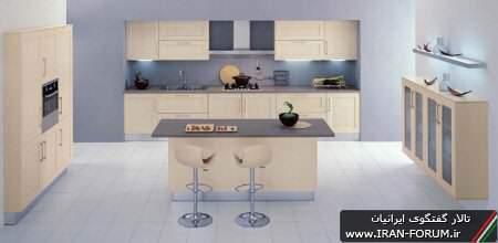 عکس, مدل های جدید و شیک کابینت برای آشپزخانه