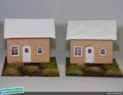 image تکنولوژی جدید خنک نگهداشتن خانه در گرما