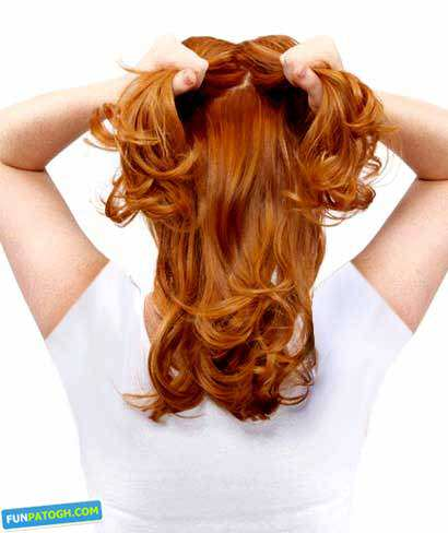 image آموزش تصویری مدل موی جمع زنانه عکس به عکس جدید