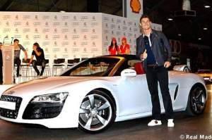 image, جذاب ترین فوتبالیست سال ۲۰۱۲ کریس رونالدو