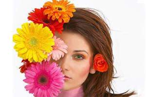 image دانستنی های جالب درباره رنگ کردن مو برای خانم ها
