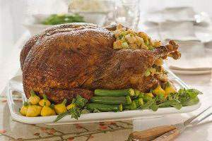 image معرفی غذاهای مخصوص عید کریسمس شکرگزاری