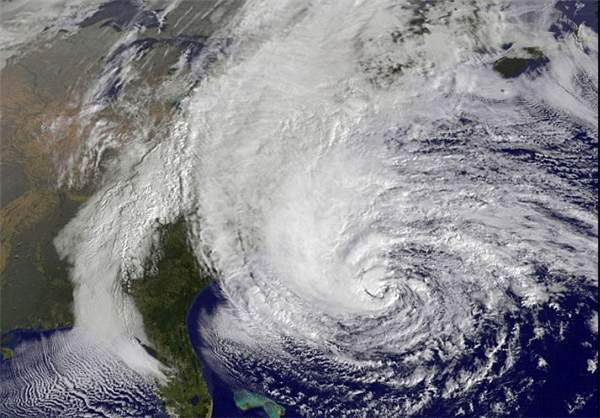 image, اخبار و گزارش کامل تصویری لحظه ای از خرابی های طوفان سندی در امریکا