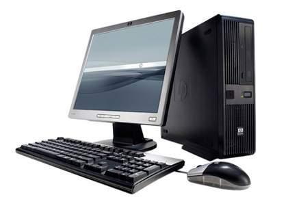 image روشن نشده کامپیوتر با استفاده از دکمه پاور