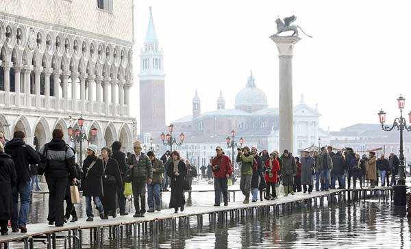 image عکس های شهر ونیز زیباترین شهر جهان بر روی آب