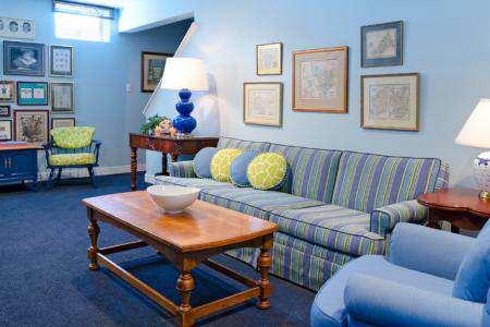 image, آموزش دکوراسیون اتاق نشیمن در خانه با رنگ های گرم
