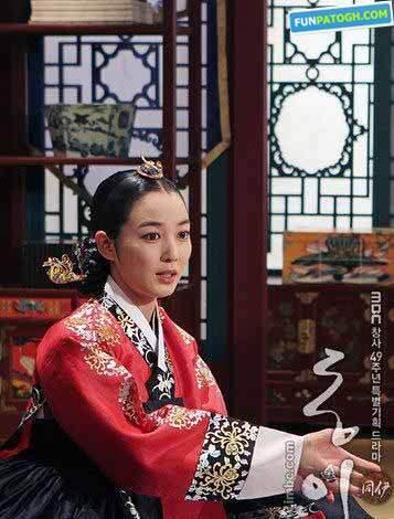 image عکس هایی دیدنی از سریال دونگ یی – جدید