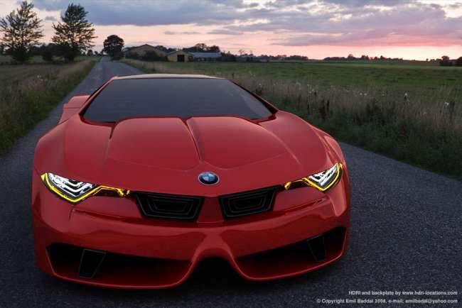 image, تصاویر زیبا و استثنائی از ماشین BMW Z10