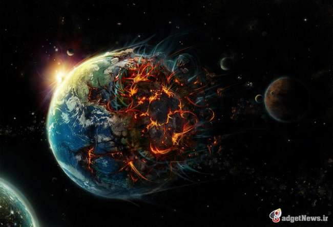 image مقاله ای جامع علمی و تکان دهنده در مورد پایان دنیا در ۲۱ دسامبر سال