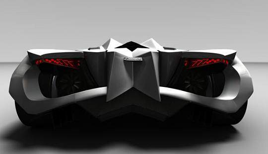 image عکس هایی متفاوت از شیک ترین ماشین جهان لامبورگینی