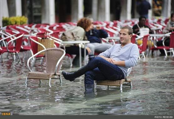 image آیا واقعا ونیز ایتالیا در حال غرق شدن زیر آب است